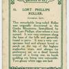 Lost Phillips Roller.