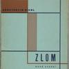 Zlom. (Front cover)