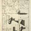 Lib. 3 Cap. 2y3 Lam. 3. [Diagrams of shadows cast by geometric shapes.]