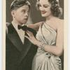 "Virginia Grey and Mickey Rooney in ""The Hardys ride high."""