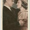 "Jane Bryan and James Cagney in ""Each dawn I die."""