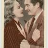 "Wendy Barrie and Edmund Lowe in ""Newsboys' home."""