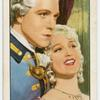 "Jeannette MacDonald and Nelson Eddy in ""Naughty Marietta."""