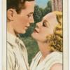 "Ross Alexander and Gloria Stuart in ""Maybe it's love."""