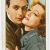 """Gary Cooper and Joan Crawford in """"To-day we live."""""""