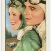 """Lyle Talbot and Mary Astor in """"Racing luck."""""""