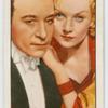 """George Raft and Carole Lombard in """"Rumba."""""""