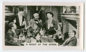 A night at the opera.
