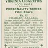Charles Farrell, Fox star.
