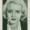 Bette Davis, Warner Bros. First National star.