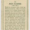 Mae Clarke.