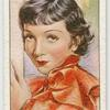Claudette Colbert.
