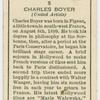Charles Boyer.