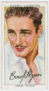 Errol Flynn.