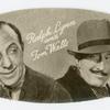 Ralph Lynn and Tom Walls.