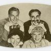 The Four Marx Brothers.