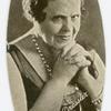 Marie Dressler.