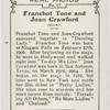 Franchot Tone and Joan Crawford.