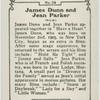 James Dunn and Jean Parker.