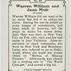 Warren William and Jean Muir.