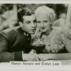 Ramon Novarro and Evelyn Laye.