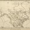 A new map of North America from the latest and best authorities, 1794.