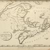 A new map of Nova Scotia, New Brunswick and Cape Breton, 1794.
