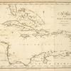 A map of the West Indies, from the best authorities.