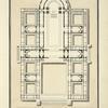 Palais de justice; premier grand prix proposé par l'academie en 1782 et remporté par Mr Bernard.