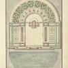Lazaret; 1er grand prix proposé par l'academie en 1784 et remporté par Mr de St Hubert.