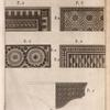 [Examples of mosaic patterns.]