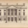 Elevation of a house built at New Milns in Scotland, the feat of Francis Charteris, Esq.]