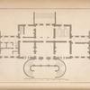 Plan of Wrotham Tuek in Hertfordshire, the feat of George Byngs, Esq.]