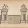 [Piers designed for the Right Hon. the Earl of Chesterfield.]