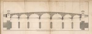 A design intended for Westminster bridge.
