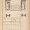 Piers at Holland-house by Inigo Jones, with the mensuration of groined arches.]