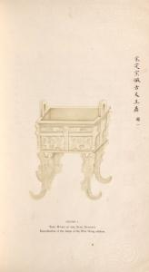 Ting ware of the Sung dynasty; reproduction of the shape of the Wên Wang caldron.