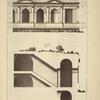 Des bains de Paul Aemile, à Rome; [elevation]; profil.