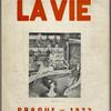 La vie. Prague -- 1922 [Back cover]