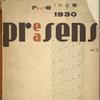Praesens.Nr. 2 (maj 1930).