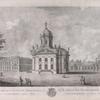 Vue de l'eglise du Sailo Kouskowa, appartenant à S. E. le Cte P. de Cheremettoff. [sic]