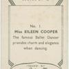 Eileen Cooper.