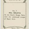 Mlle. Nelova.