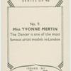 Yvonne Mertin.