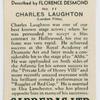 Charles Laughton (London Films).