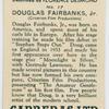 Douglas Fairbanks, Jr. (Criterion Film Productions).