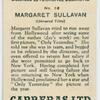 Margaret Sullavan (Universal Films).