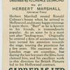 Herbert Marshall (Universal Films).
