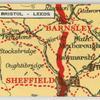 Route E. Bristol - Leeds.