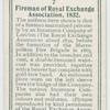 Fireman of Royal Exchange Association, 1832.